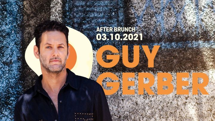 Cover for event: After Brunch presents Guy Gerber