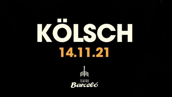 Cover for event: After Brunch presents KÖLSCH