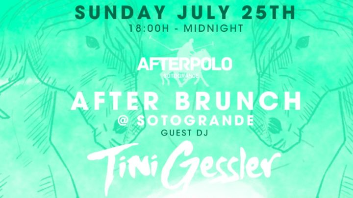 Cover for event: After Brunch @ Sotogrande - Opening Party