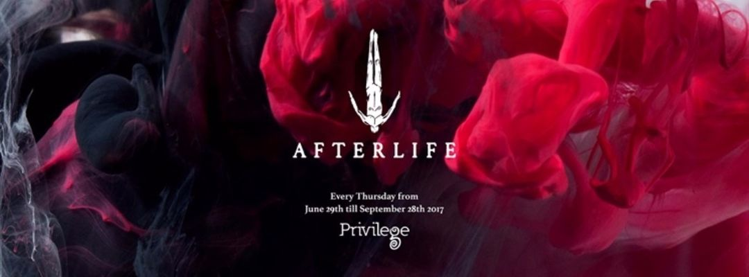 Cartel del evento Afterlife w/ Tale Of Us & Maceo Plex