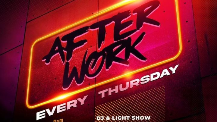 Cover for event: AFTERWORK