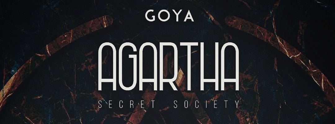 Cartel del evento AGARTHA Secret Society