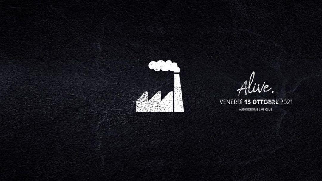 Alive. event cover