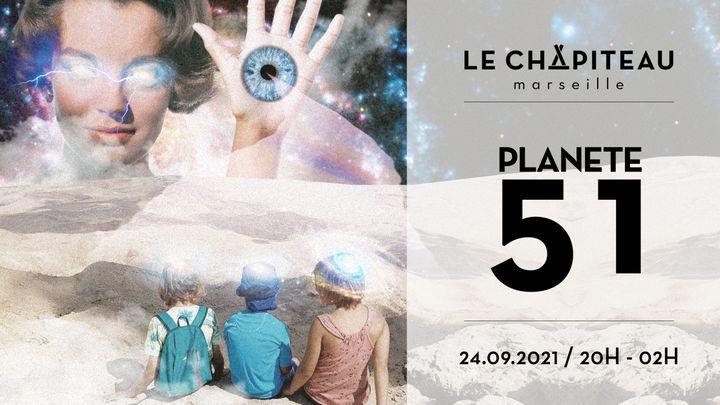 Cover for event: ALLÔ LA TERRE ! w/ Planète 51
