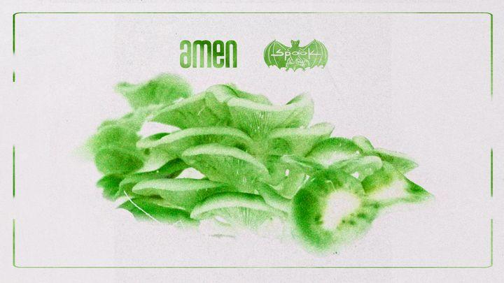 Cover for event: Amen - Spook