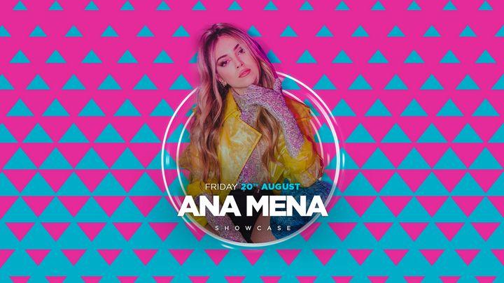 Cover for event: Ana Mena