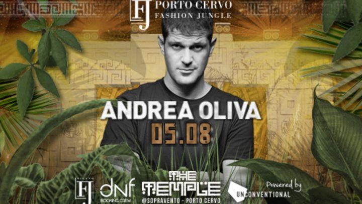 Cover for event: Andrea Oliva - Porto Cervo Fashion Jungle