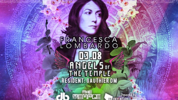 Cover for event: Angels of The Temple with Francesca Lombardo
