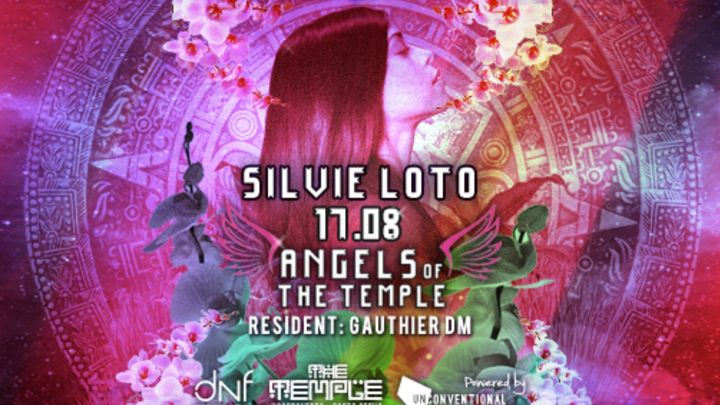 Cover for event: Angels of The Temple with Silvie Loto