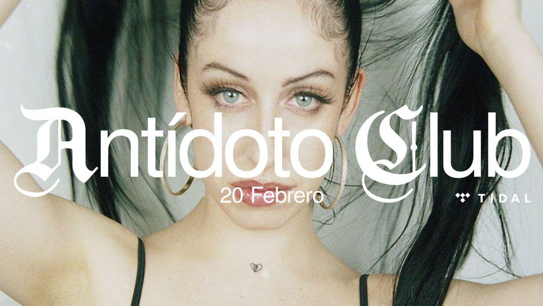 Cartel del evento Antídoto Club #08: 'LOVE YI & FRIENDS' w/ Juicy Bae