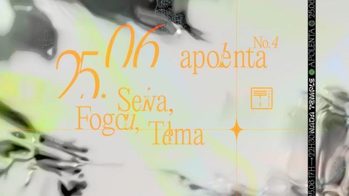 Cover for event: Apolenta w/ Telma