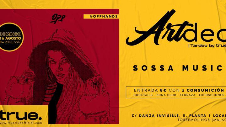 Cover for event: ARTDEO + SOSSA