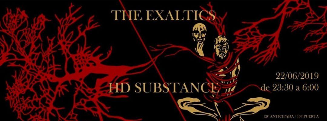 Asymmetrical 8.0: Fiera / The Exaltics / Hd Substance event cover