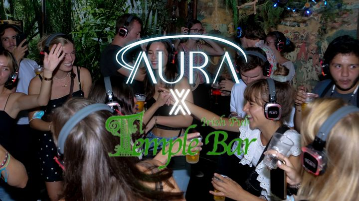 Cover for event: AURA x Temple Bar - Silent Disco Event