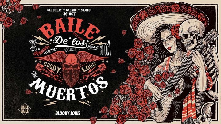Cover for event: BAILE DE LOS MUERTOS