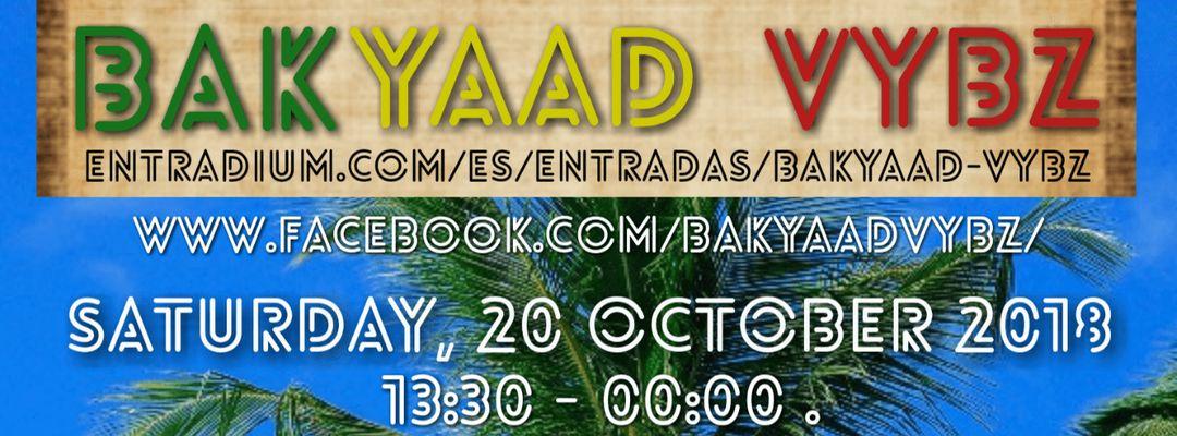 BAKYAAD VYBZ event cover
