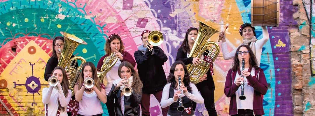 Balkan Paradise Orchestra - La 2 event cover