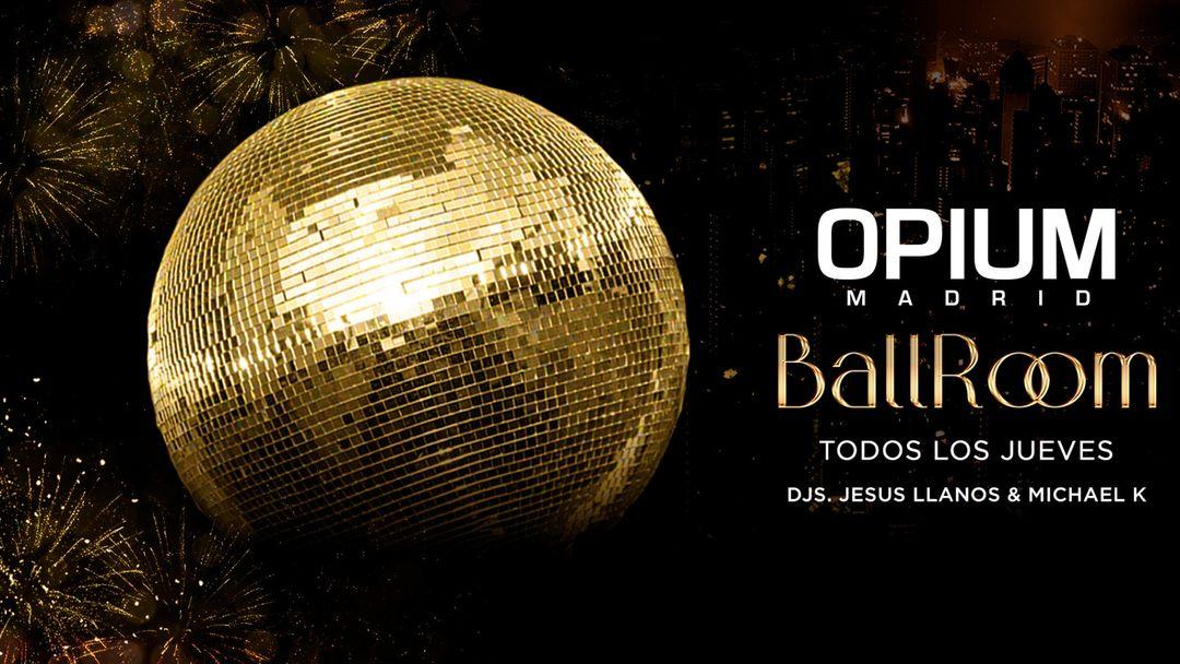 Cartell de l'esdeveniment Ballroom