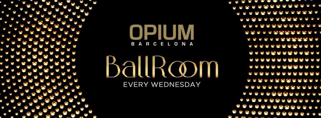 BallRoom | Every Wednesday-Eventplakat