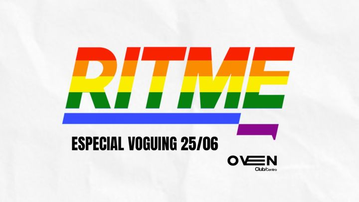Cover for event: Bar: RITME - VOGUING / PRIDE 2021