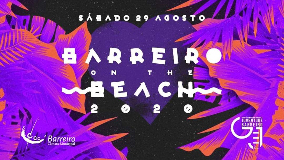 Barreiro On The Beach 2020 event cover