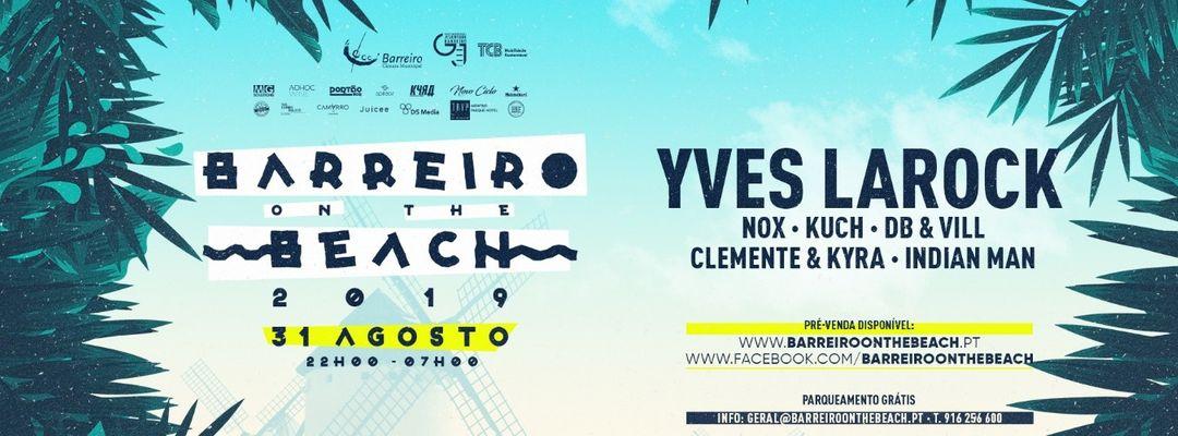 Cartel del evento Barreiro on the Beach