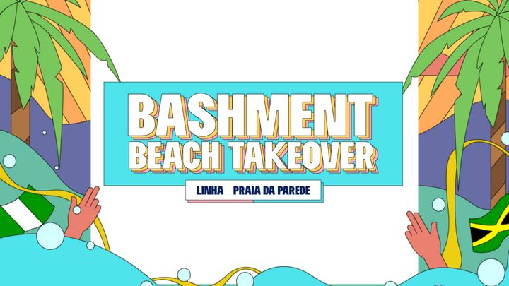 Cover for event: Bashment - Beach Takeover with Riskit vs Nrik (Last Beach Takeover)