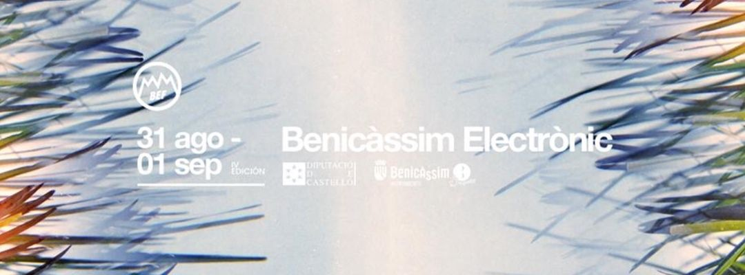 BEF Benicàssim Electrònic Festival-Eventplakat