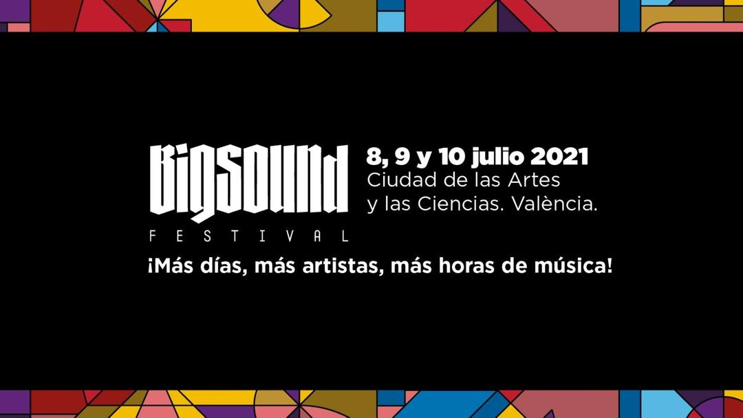 Big Sound Festival - Bad Bunny & Nicky Jam-Eventplakat