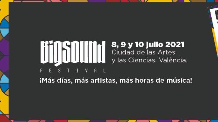 Cover for event: Big Sound Festival *EVENTO APLAZADO - NUEVA FECHA*