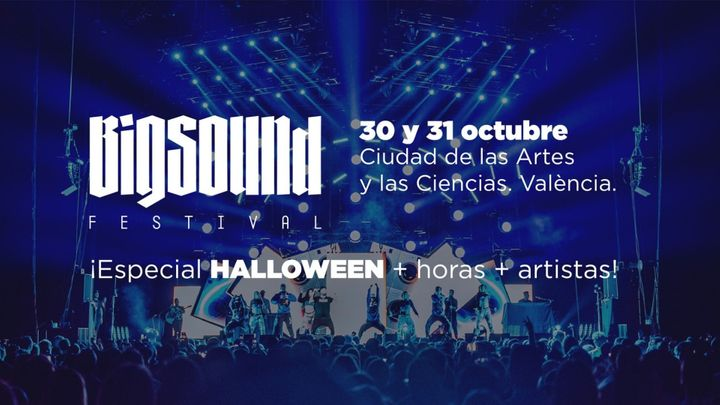 Cover for event: Big Sound Festival *NUEVA FECHA*