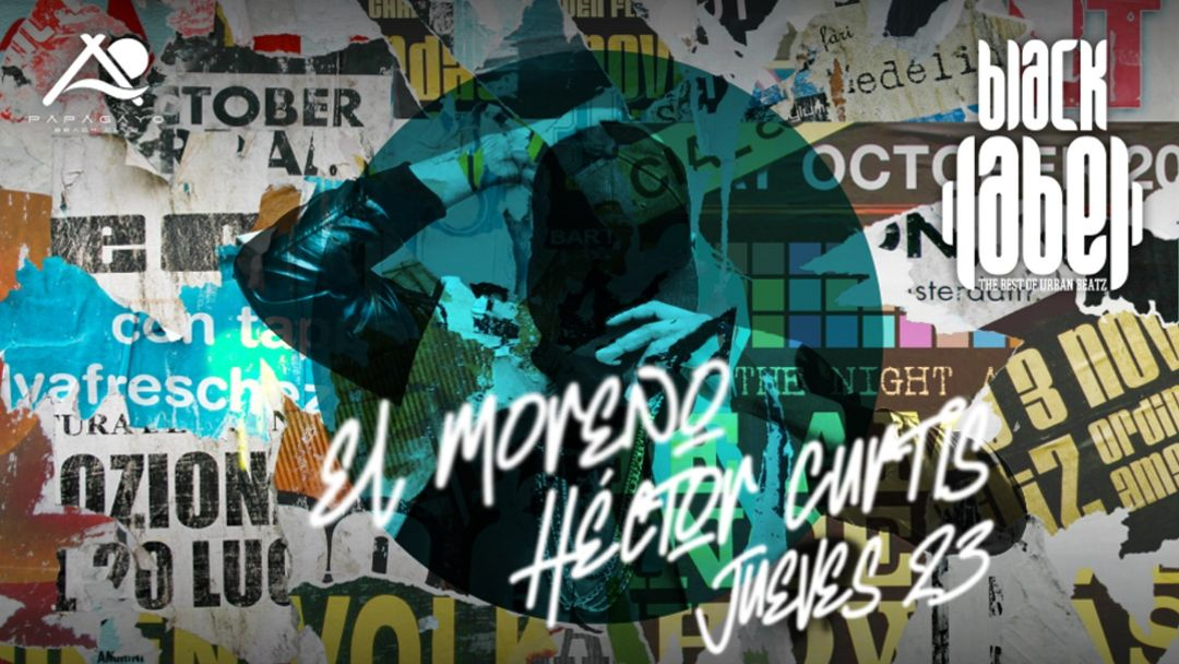 Black Label 21:30 a 4:00 event cover