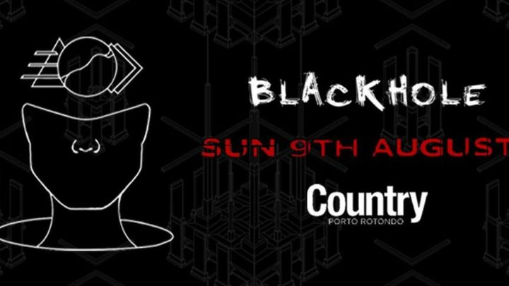 Cover for event: Blackhole at Country Club