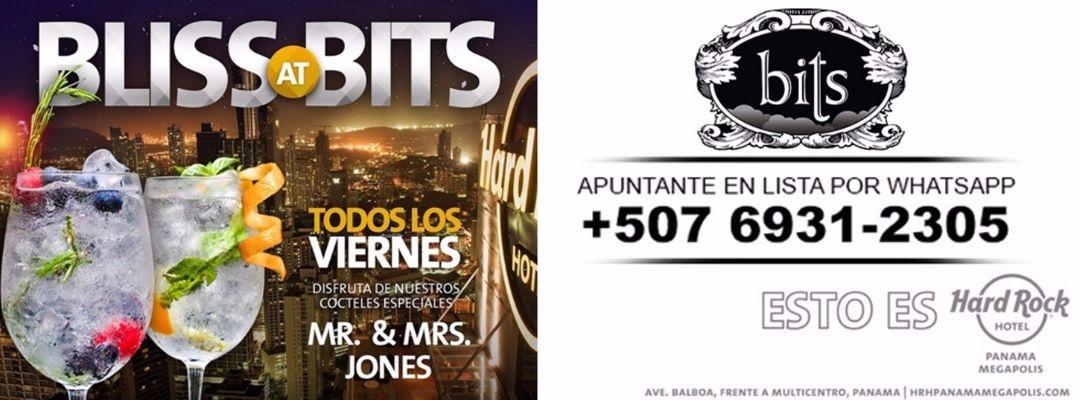 BLISS at BITS-Eventplakat