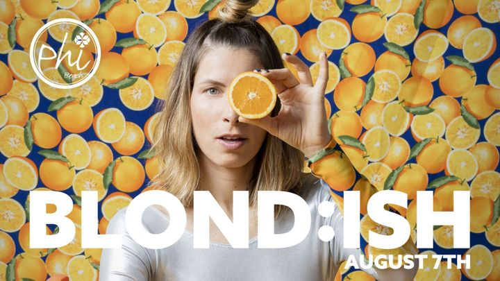 Cover for event: Blond:ish