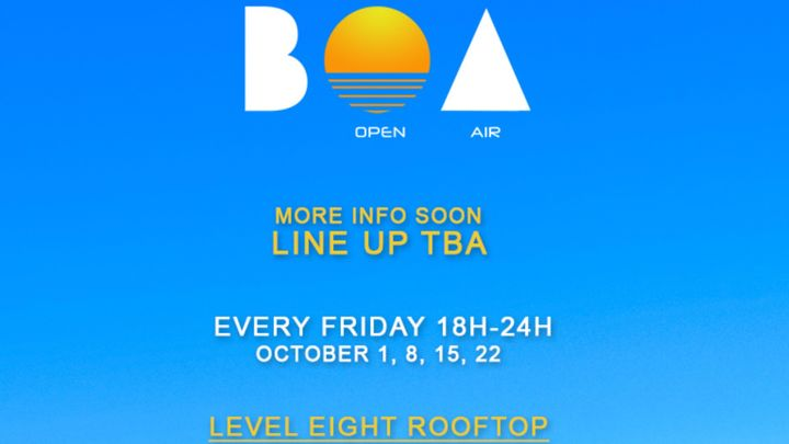 Cover for event: BOA Open Air | Lisboa Rooftop event