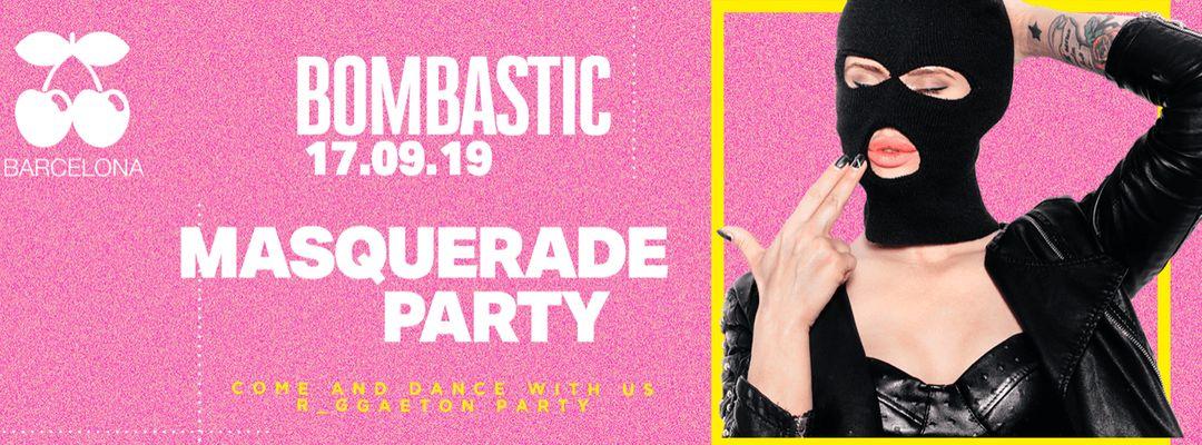 Bombastic | Every Tuesday-Eventplakat
