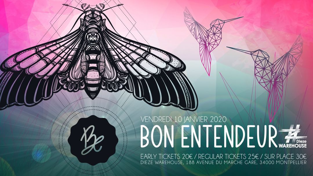 Bon Entendeur - DJ SET event cover