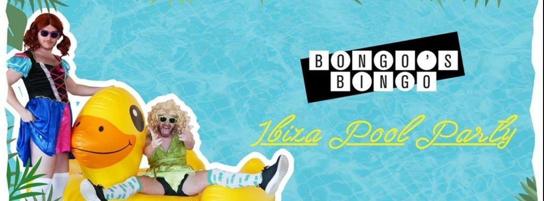 Cartell de l'esdeveniment Bongo's Bingo Ibiza Pool Party