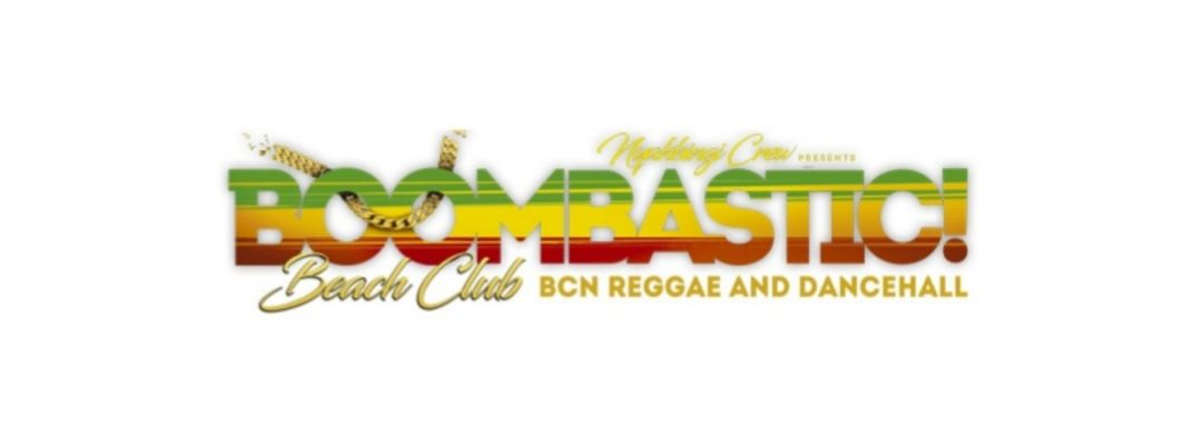 Cartel del evento BoomBastic Beach Club | Maddest dancehall party in town!
