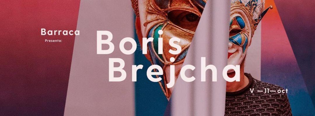 Boris Brejcha-Eventplakat