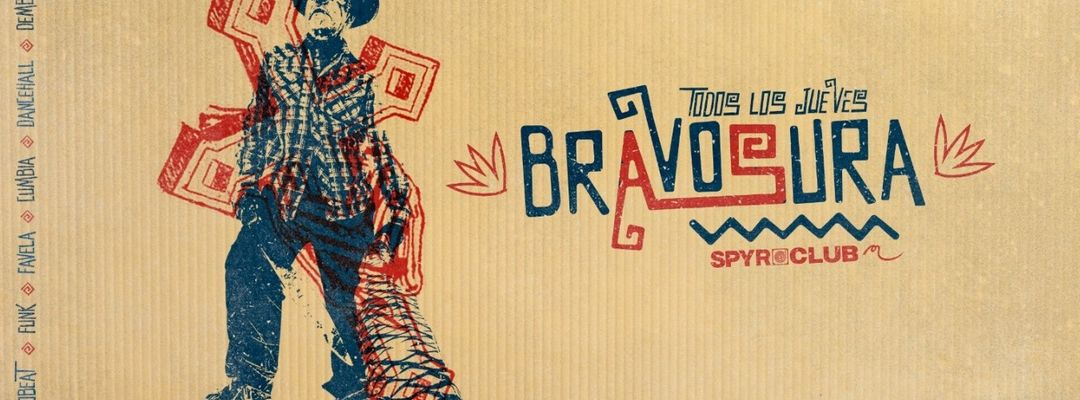 Cartel del evento Bravosura