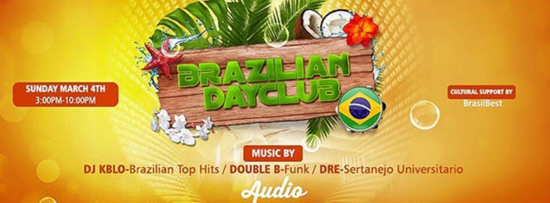 Cartel del evento Brazilian Day Club