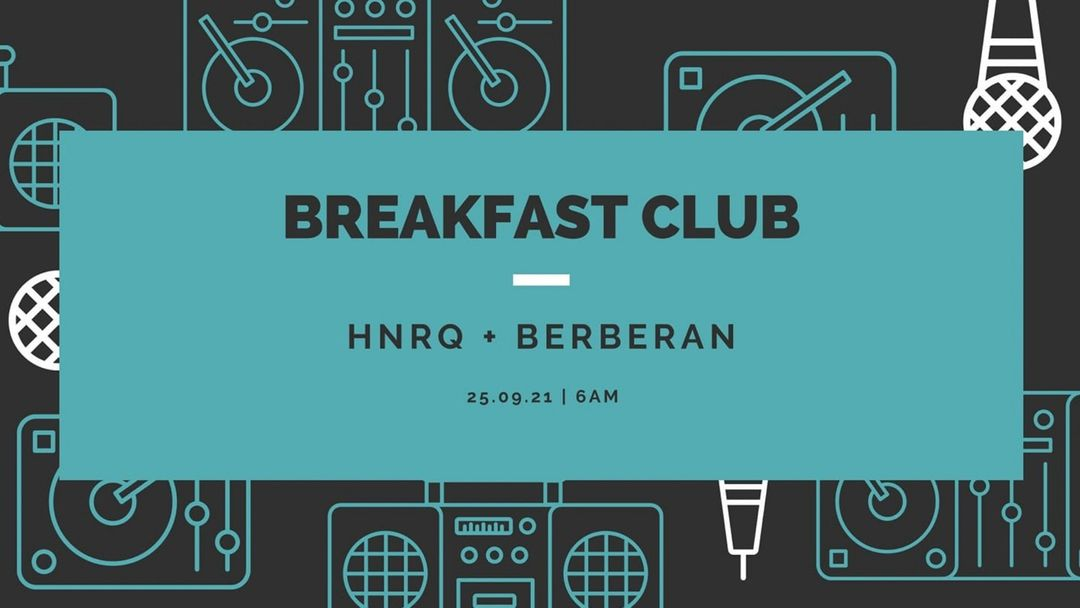 Cartel del evento Breakfast Club - Last Edition