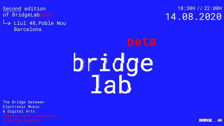 Cover for event: BRIDGE_LAB 14.08.20