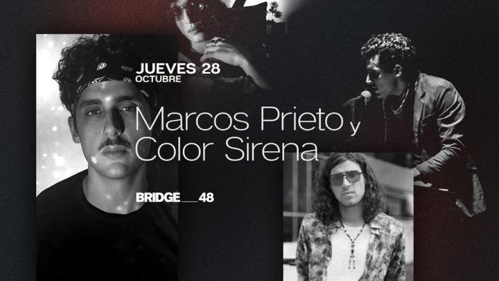 Cover for event: Bridge Live - Marcos Prieto y Color Sirena -