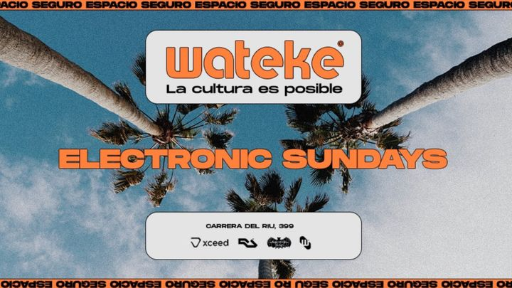 Cover for event: Brunch Wateke