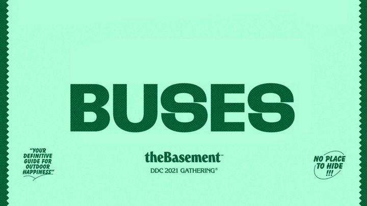 Cover for event: BUSES Días de Campo 2021