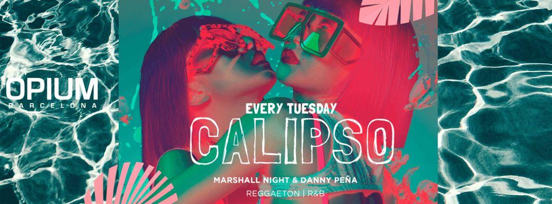 Capa do evento Calipso   Reggaeton · R&B