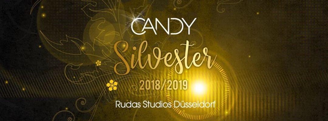 CANDY Silvester 2019-Eventplakat